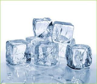Resultado de imagen de copa con hielo