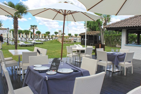 Restaurante Entrecopas Chill Out