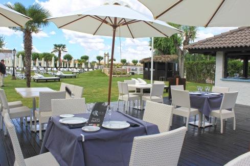Restaurante Entrecopas Chill Out