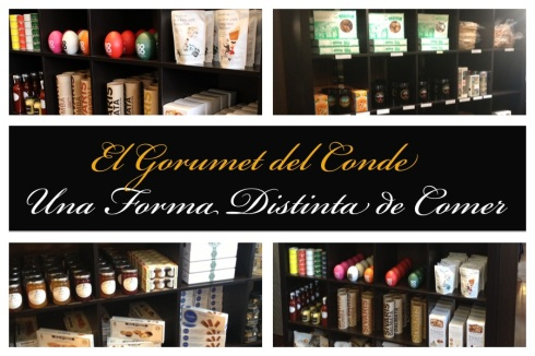 Productos gourmet y delicatessen exclusivos
