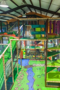 Parque Infantil Siega Verde Park (Conde Rodrigo)