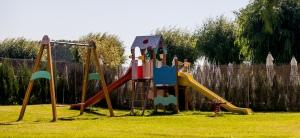 Parque externo Conde Rodrigo